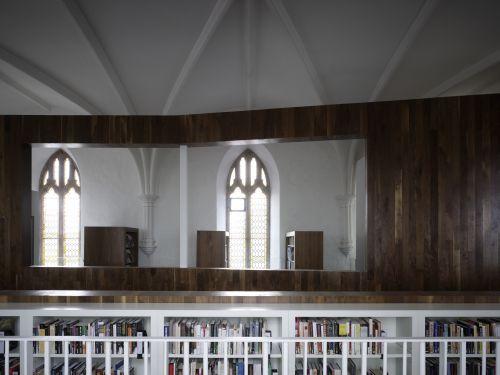 La nuova biblioteca di Rush