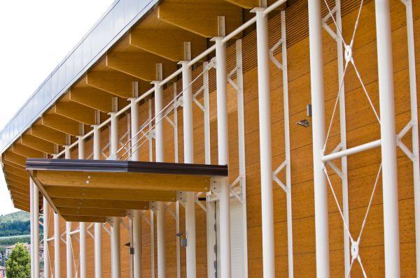 Soluzioni strutturali all'avanguardia per la nuova sede Melinda