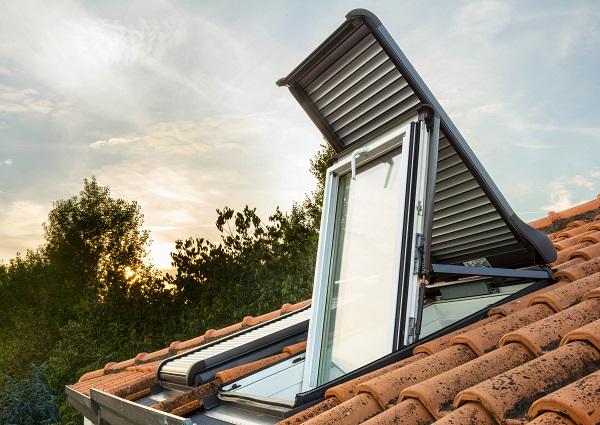 Accessori per finestre roto for Velux in alluminio
