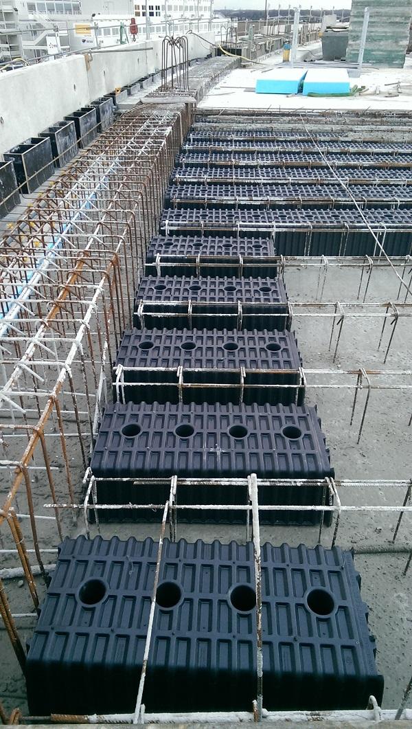 Cassero in polipropilene airplast for Polipropilene lastre prezzi