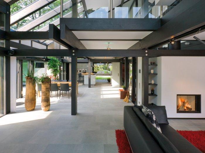 case prefabbricate in legno art. Black Bedroom Furniture Sets. Home Design Ideas