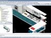 Librerie 3D Foto realistiche Cucine componibili