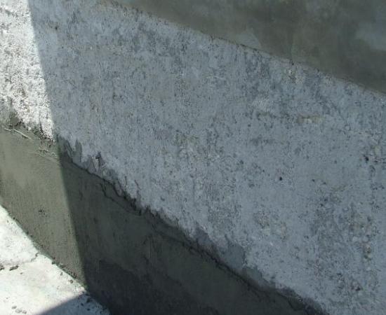 Cemento antiumidità