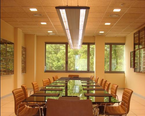 Acoustic ceilings controsoffitto acustico in legno for Controsoffitto in legno
