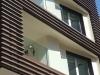 Frangisole con aperture di facciata