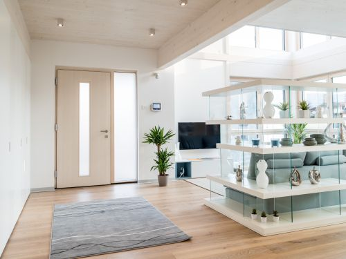 Nuova casa gioiello griffner a crema for Case in legno griffner