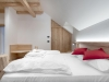 Vista stanza hotel Aurai