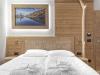 Vista parete in legno