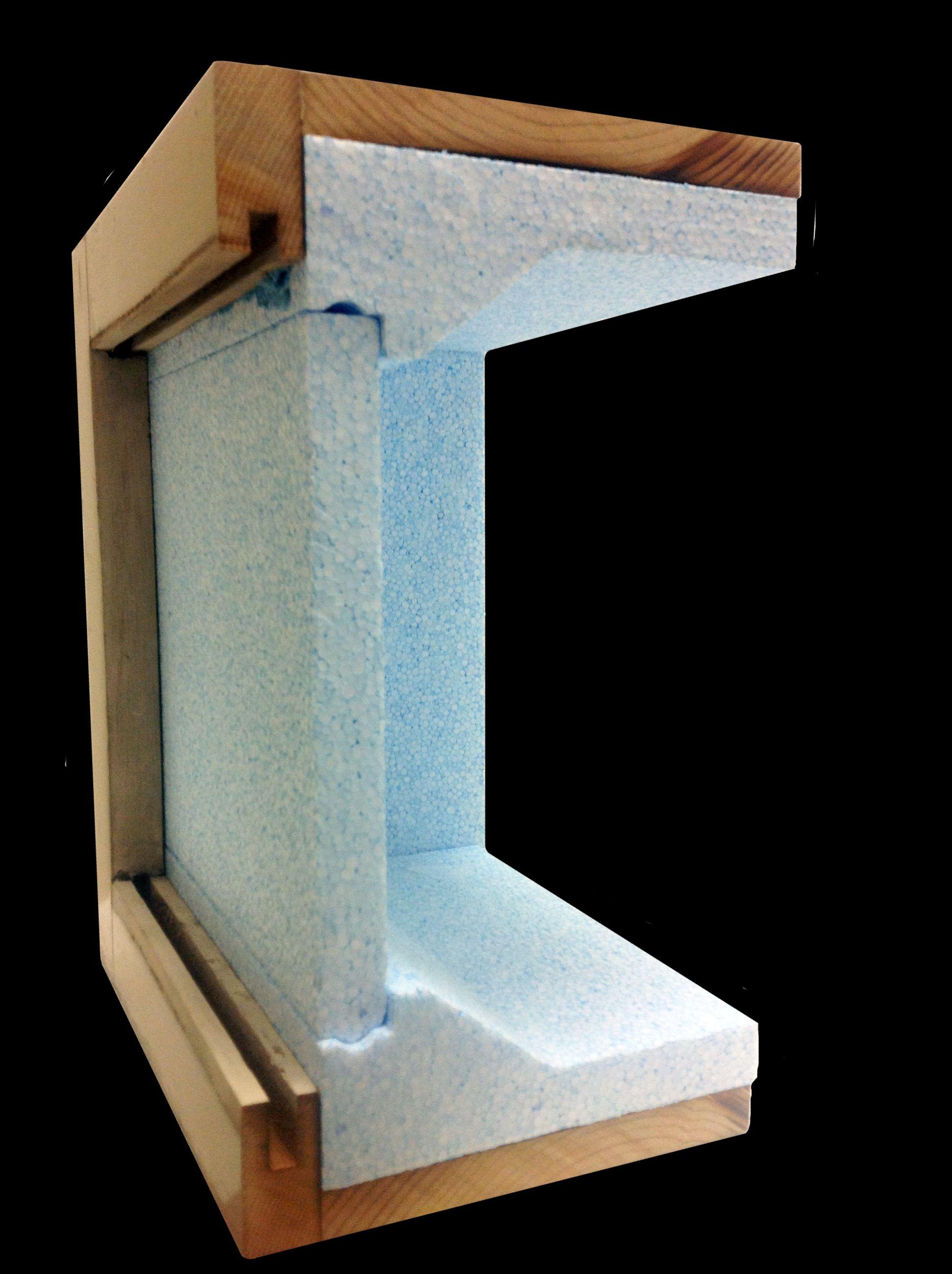 Isolamento termico cassonetti tapparelle