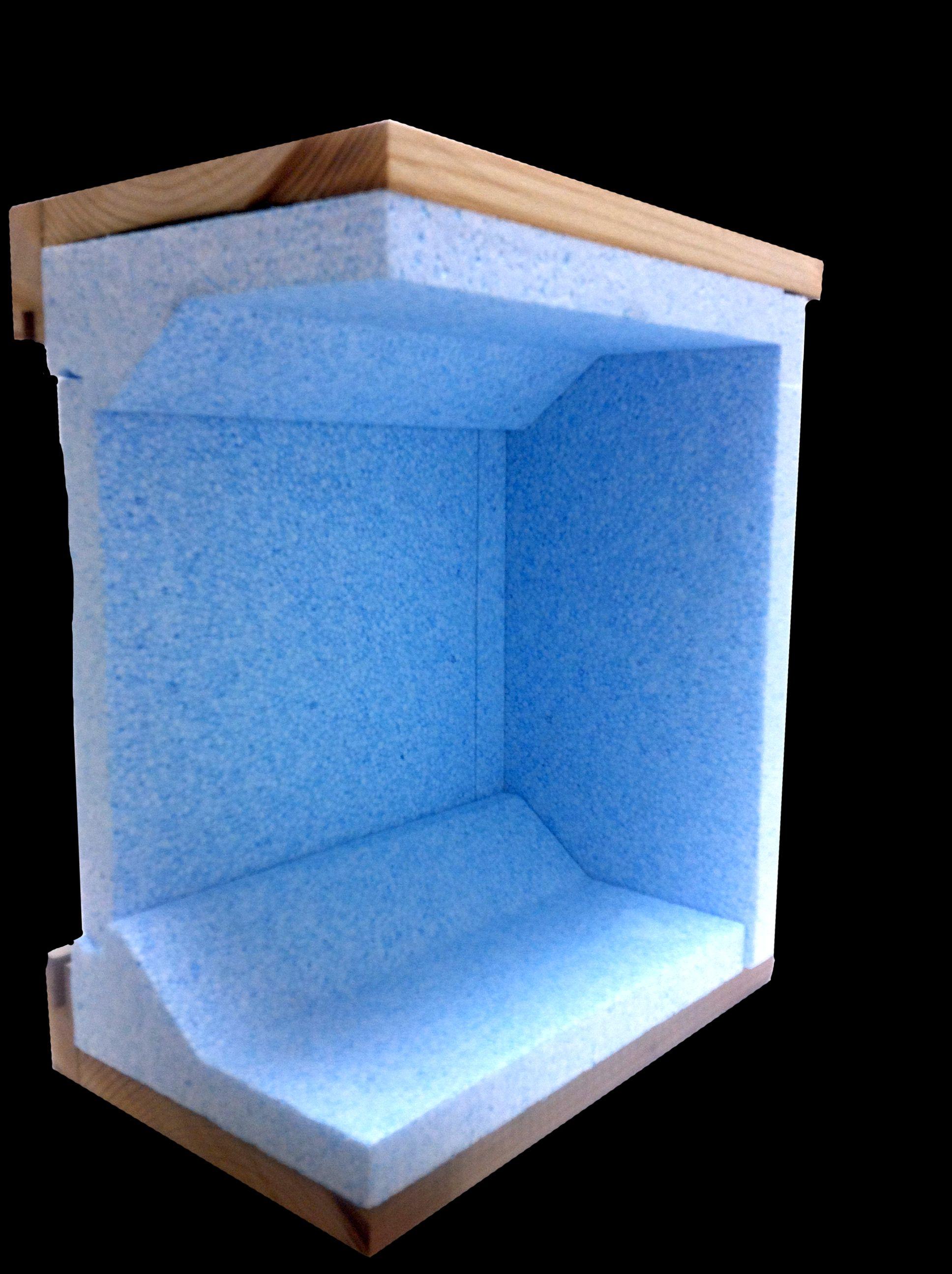 Isolatutto per isolare i cassonetti tapparella senza - Isolamento cassonetti finestre ...