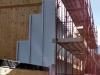 Realizzazione Isotec parete in villa unifamiliare a Chiavenna