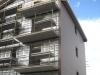 Realizzazione Isotec parete in edificio residenziale
