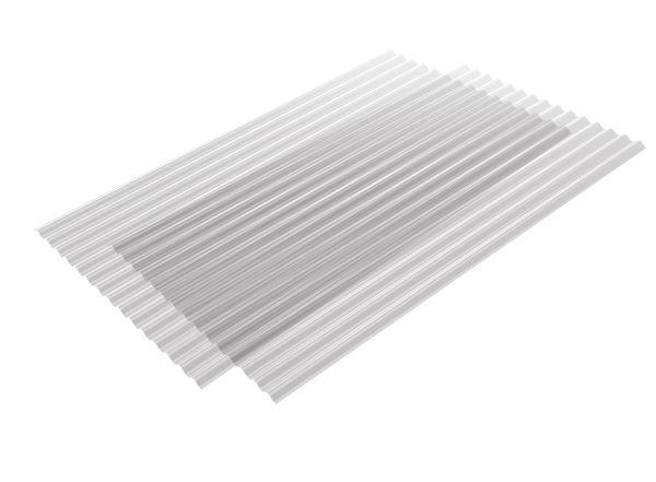 Onduclair lastre di copertura traslucide for Onduline plastica