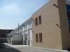 Realizzazione di edificio con mattoni faccia a vista