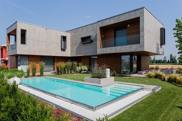 Marlegno azienda esperta in case in legno passive - Case moderne in legno ...
