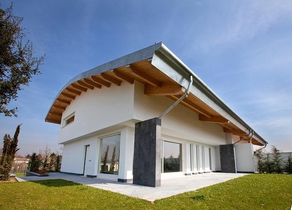 Marlegno azienda esperta in case in legno passive for Case in legno passive