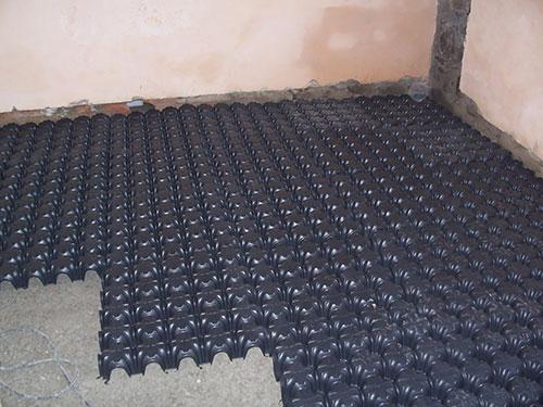Minimodulo casseri da 3 cm per vespai ventilati for Igloo edilizia prezzi