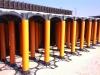 Sistema di pilastri con Nuovo Elevetor