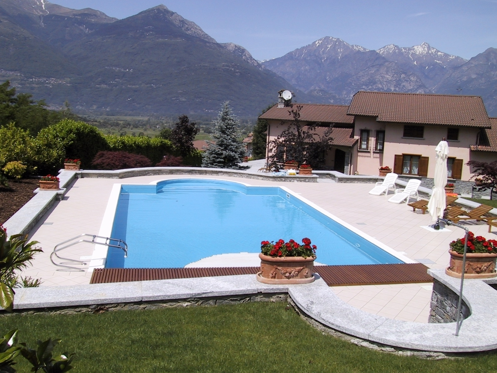 Piscine private   inox pool e kafko