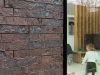 Porzione di muro con Praag Impression