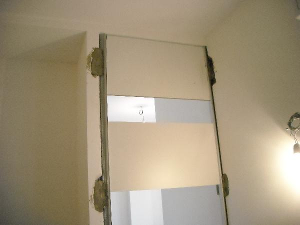 Estetica minimalista delle porte rasomuro - Porte lualdi rasomuro ...