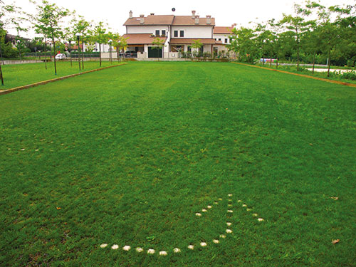 Mattoni per giardino bricoman pietre da giardino bricoman ghiaia