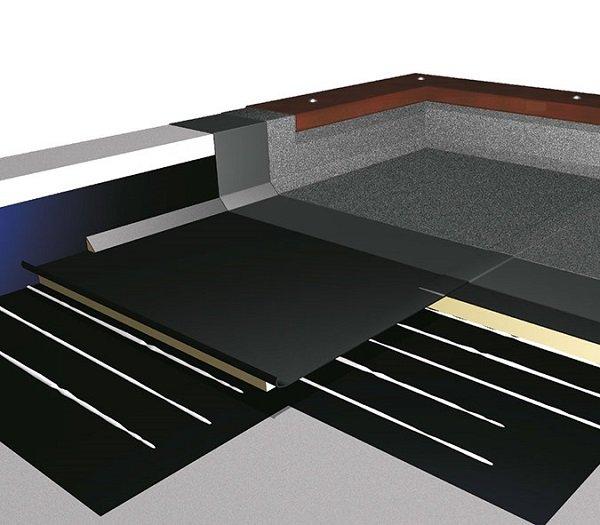 Awesome Isolare Terrazzo Calpestabile Pictures - Idee Arredamento ...
