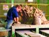 Lavorazione dell'argilla a mano
