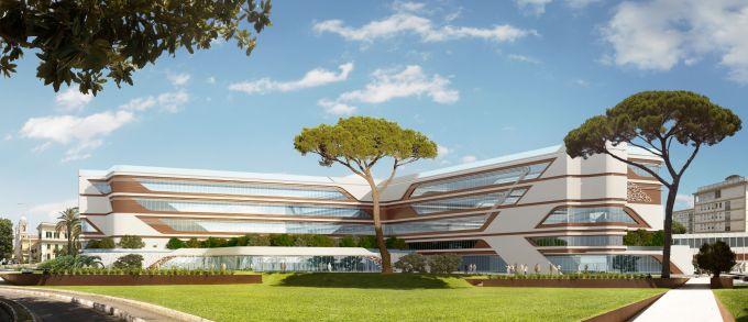 Il Gemelli Private Hospital allo studio Binini Partners