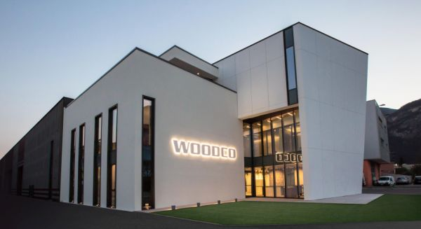 Esterni nuova sede Woodco