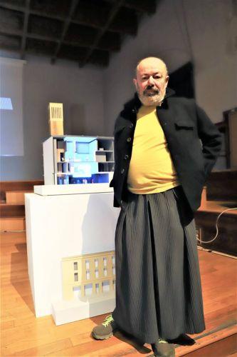 L'architetto Italo Rota