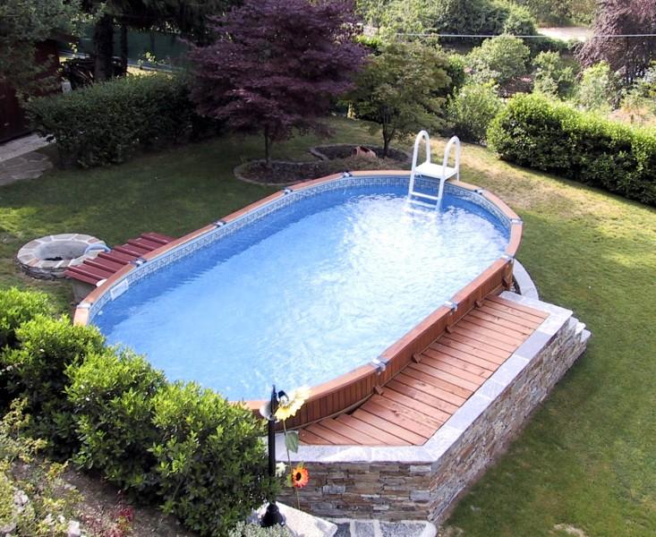 Piscine fuori terra discovery e alizee - Rivenditori piscine fuori terra ...