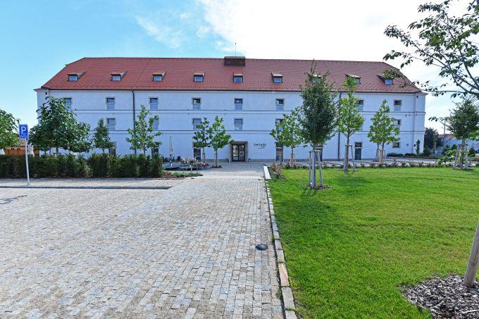 Duravit per i bagni dell'Hotel Lotrinsky nella repubblica Ceca