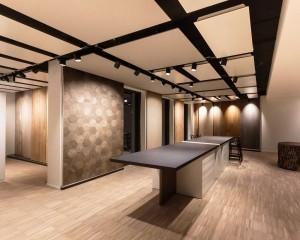 La nuova sede WOODCO racconta tutto l'amore per il legno