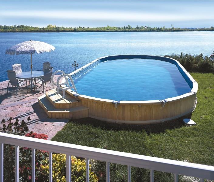 Piscine fuori terra discovery e alizee - Occasioni piscine fuori terra ...