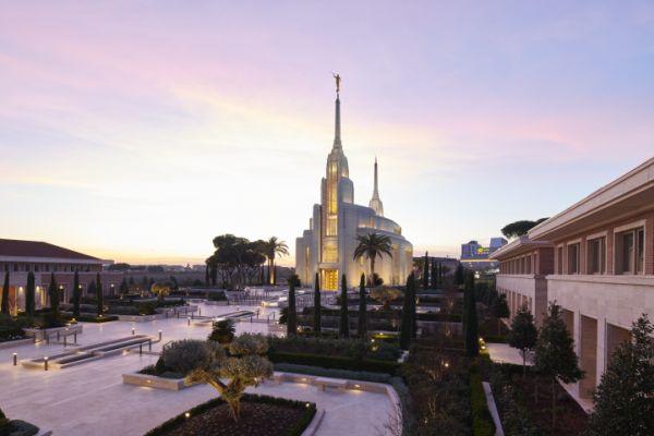 Primo Tempio Mormone a Roma