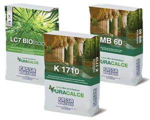 Sistema Bio-Architettura: linea PURACALCE®