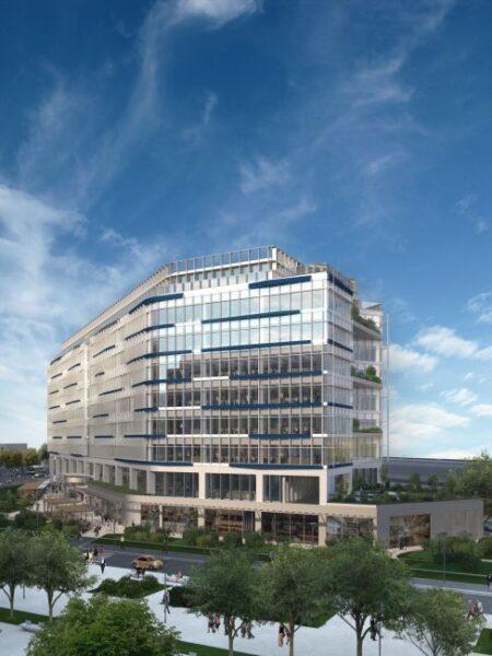 Spark One a Milano Santa Giulia, edificio realizzato in BIM, efficiente e sostenibile