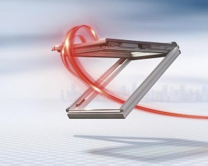 RotoComfort i8, la finestra per tetti che guarda al futuro