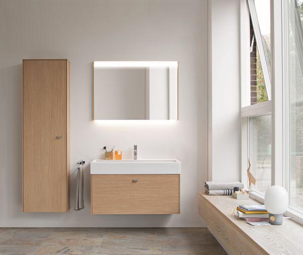Serie di mobili per il bagno Brioso di Duravit
