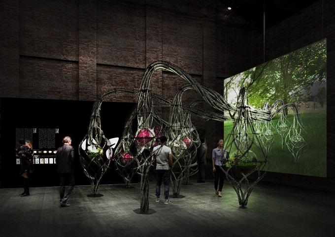 Padiglione Italia alla 17esima edizione della Mostra Internazionale di Architettura