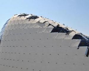 Impermeabilizzazione innovativa per l'Heydar Aliyev Cultural Center di Baku