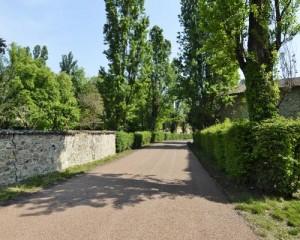Riqualificata la pavimentazione a Grazzano Visconti grazie a Betonrossi