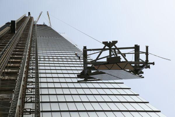 Il progetto dell'avveniristico Hudson Yards a New york