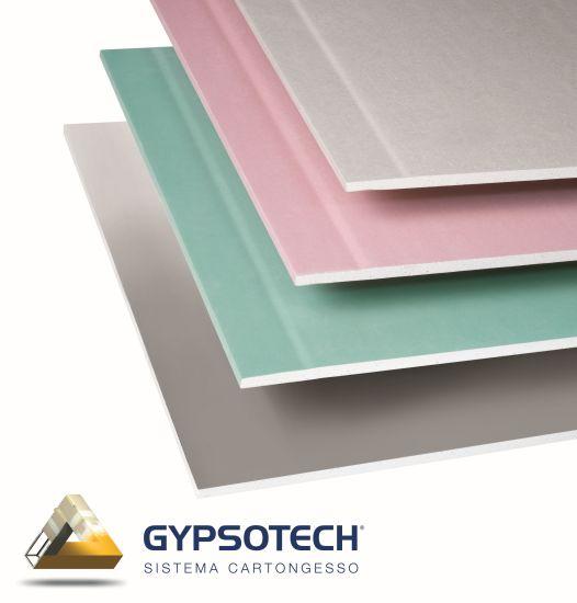Sistema GYPSOTECH®: le lastre in cartongesso di Fassa