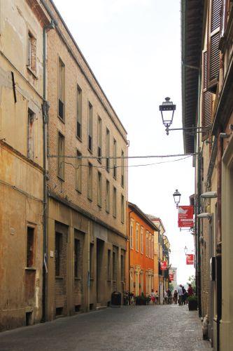 Ex Convento di Sant'Arcangelo, Corso Matteotti, Fano