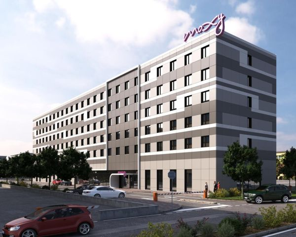 Il Moxy Hotel Linate da poco inaugurato