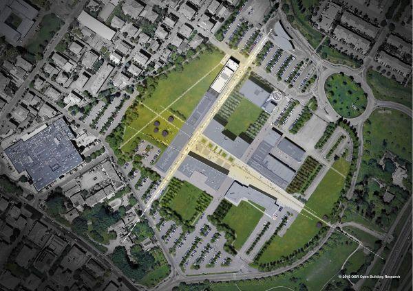 Nuovo Padiglione Didattico del Campus di Modena firmato OBR