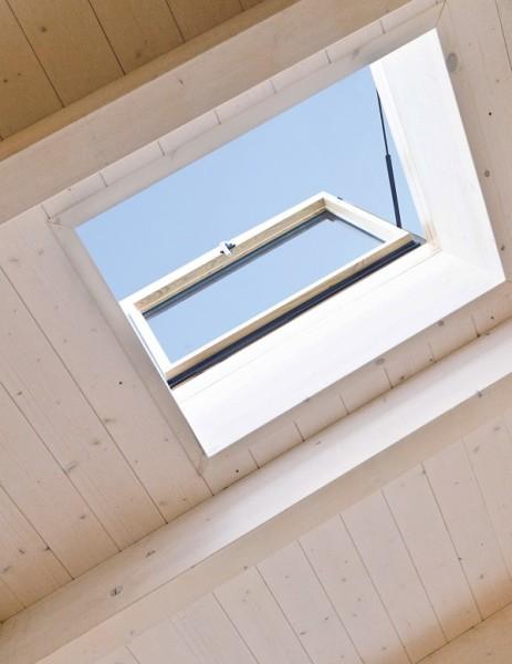 Accesso al tetto linea vita designo wda r3 for Finestre x tetti