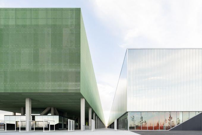 Il Meett, nuovo centro espositivo di Tolosa